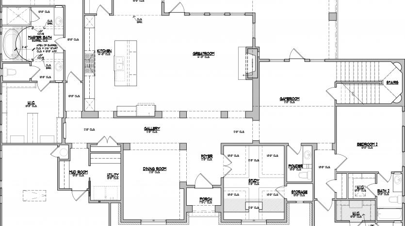 Cresta Bella Floorplan